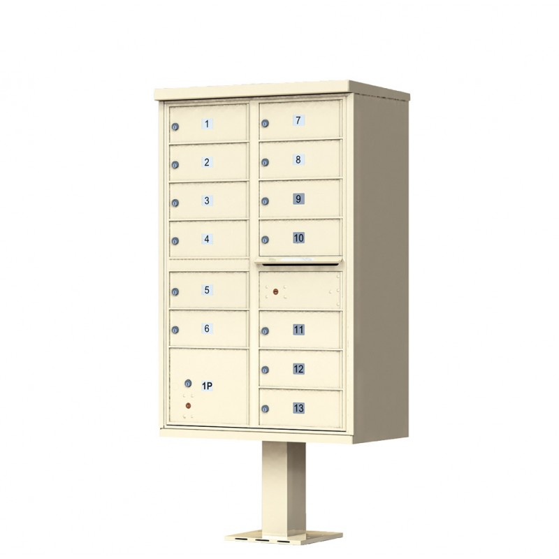 Cluster Mailboxes 1570 13 Cbu Mailbox Usps Approved