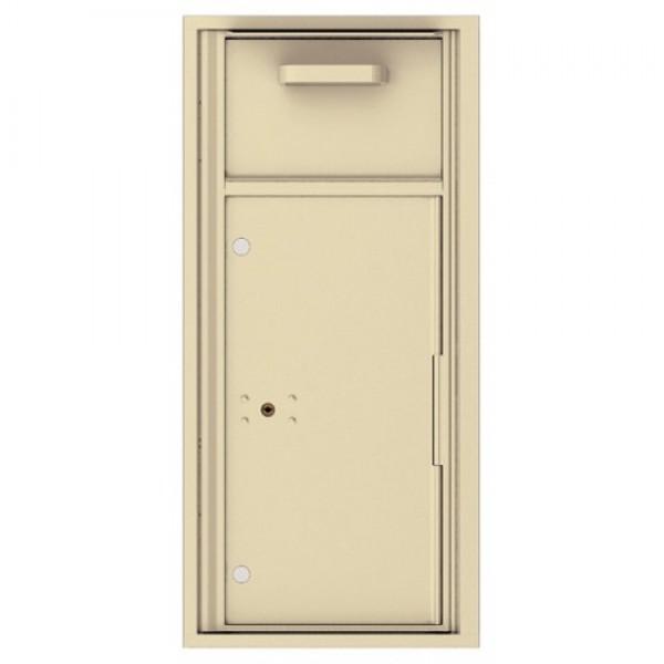 Collection/Drop Box Unit - 4C Wall Mount 10-High - 4C10S-HOP