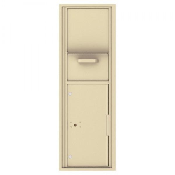 Collection/Drop Box Unit - 4C Wall Mount 14-High - 4C14S-HOP