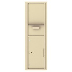 Collection/Drop Box Unit - 4C Wall Mount 15-High - 4C15S-HOP