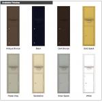 Collection/Drop Box Unit - 4C Wall Mount 15-High - 4C15S-HOP