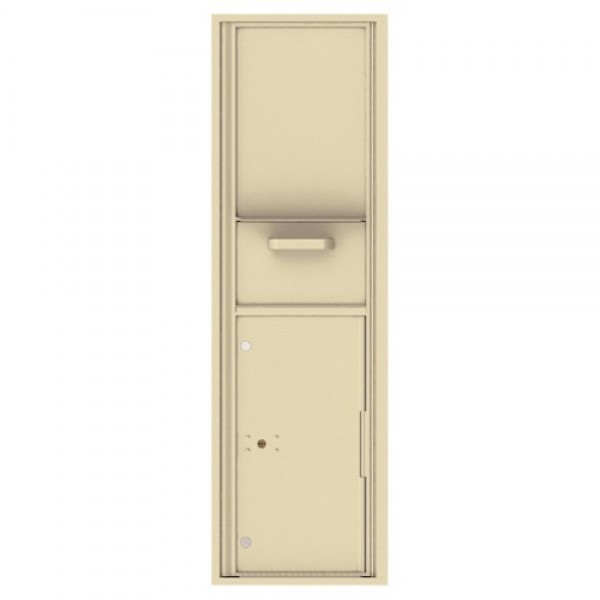 Collection/Drop Box Unit - 4C Wall Mount Max Height - 4C16S-HOP