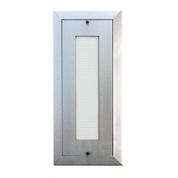 Directory - Surface Mounted - 40 Name Capacity - D4001A